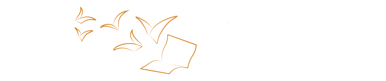 Flying-Books-Orange
